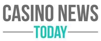 CASINO NEWS TODAY logo size 340 × 139