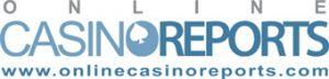 ONLINE CASINOREPORTS logo size 340 × 82