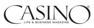 Casino Life And Business Magazine size 300 × 90