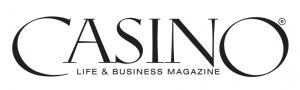 Casino magazine logo size 300 × 90