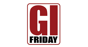 GI Friday logo size 300 × 160