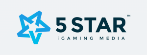 5 star iGaming media logo