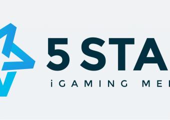5 star iGaming media logo grey-BG-1 size 2223x834px