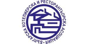 Българска Хотелиерска и Ресторантьорска Асоциация лого