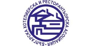 Българска Хотелиерска и Ресторантьорска Асоциация лого size 300x150 px