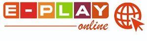 E-play online logo size 300x84px