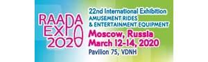 RAAPA Expo 2020 logo size 300x90px