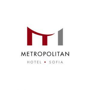 Metropolitan hotel Sofia logo size 425x425px